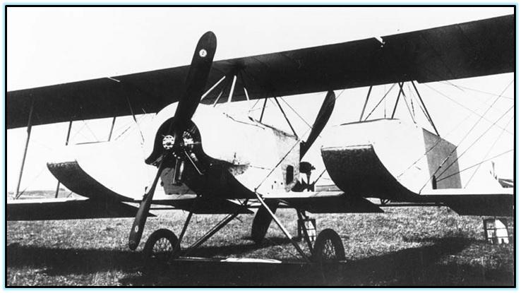 Fokker K.I (Fokker M (5)