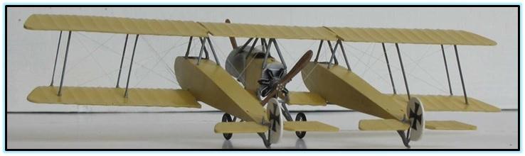 Fokker K.I (Fokker M (6)
