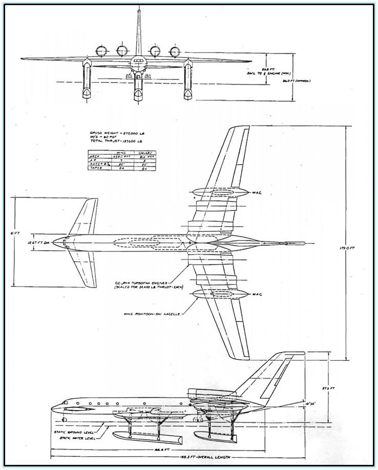 Lockheed CL-936-2