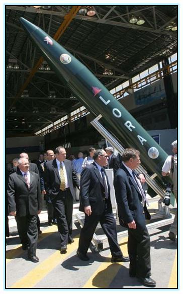 Баллистическая ракета малой дальности LORA (LOng Range Artillery)  (Израиль): raigap — LiveJournal