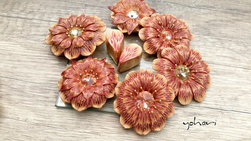 A flowers collection by Yohari