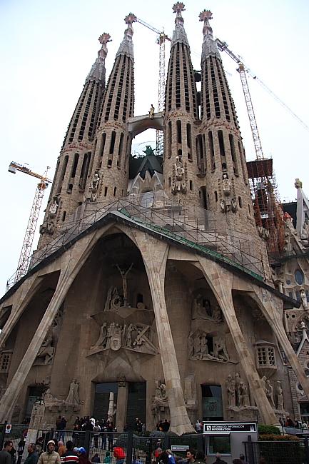 Барселона или как впихнуть незапихуемое