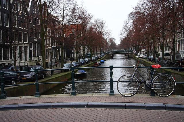 Амстердам. Enjoy.