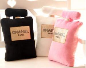 Chanel Parfum Pillow