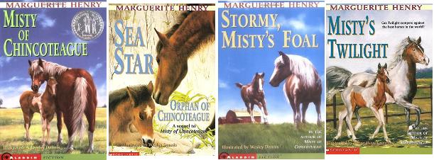 misty series