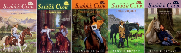 Saddle Club top 10 1