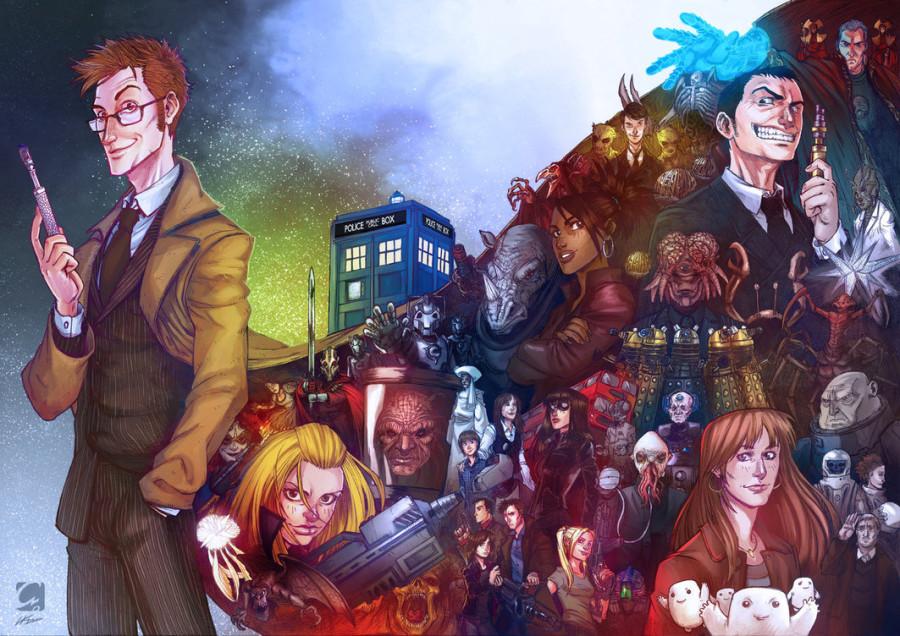 art-фильмы-Доктор-кто-Doctor-Who-492303
