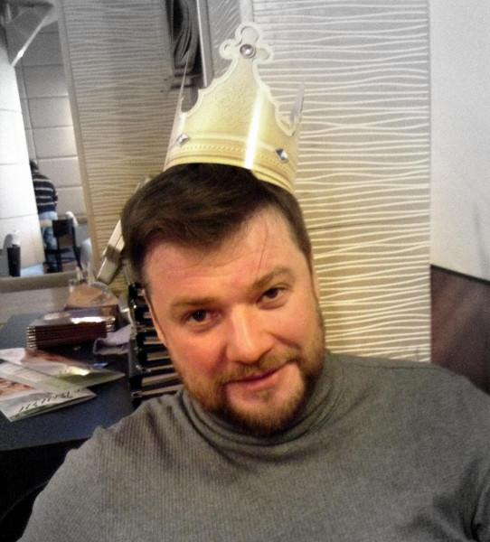 некоронованный король