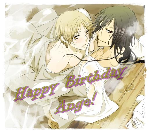 Ange Birthday