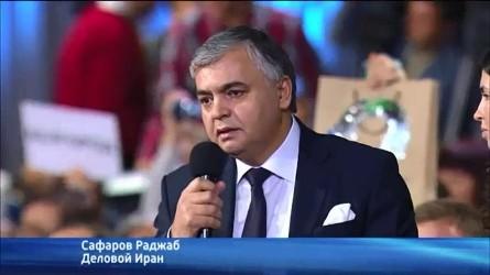 safarov pressconf