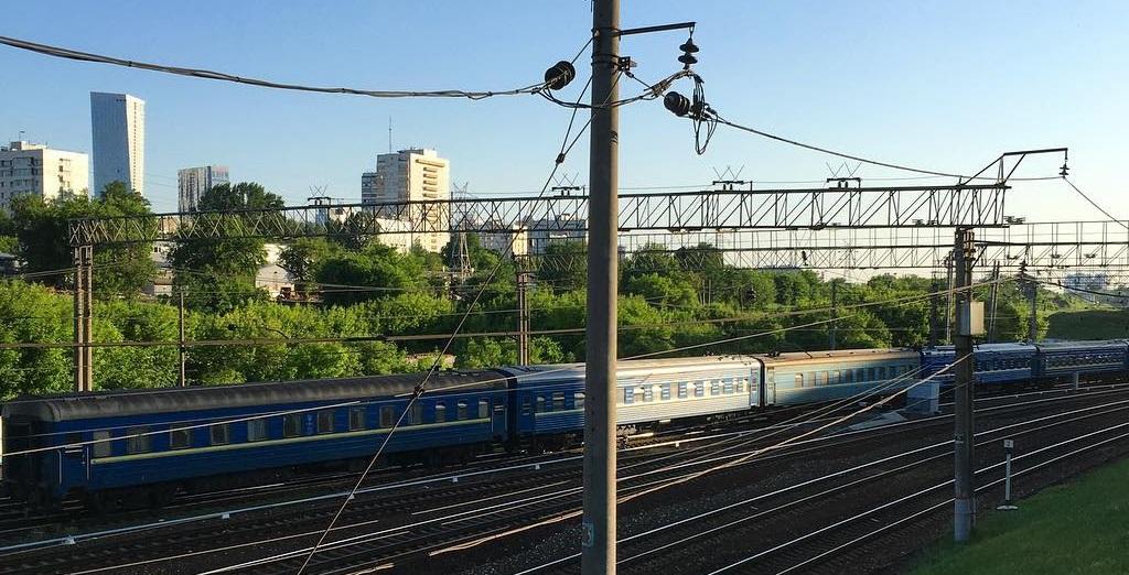 Сколько км от харькова до москвы на автобусе