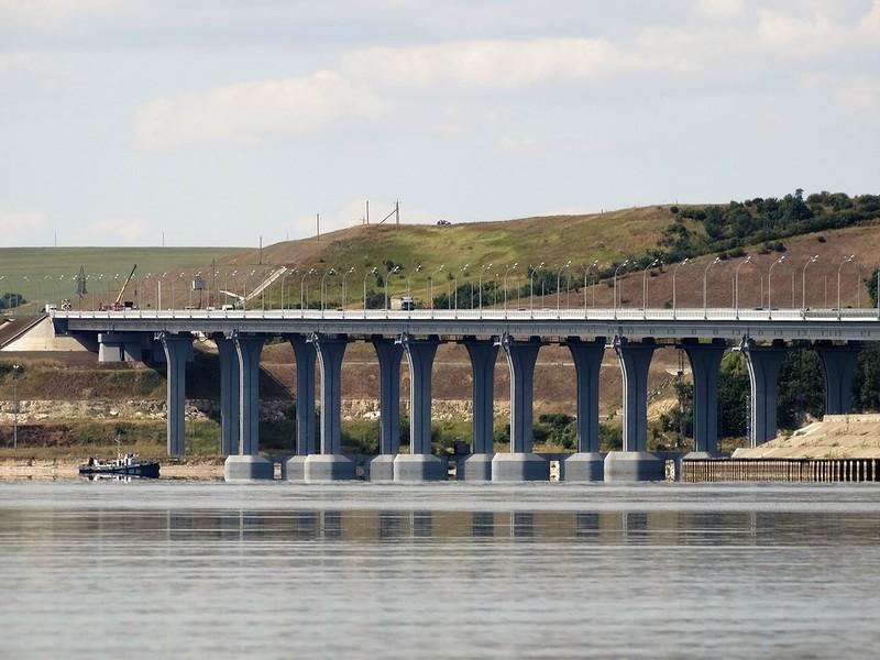 Мост через Каму, Сорочьи Горы