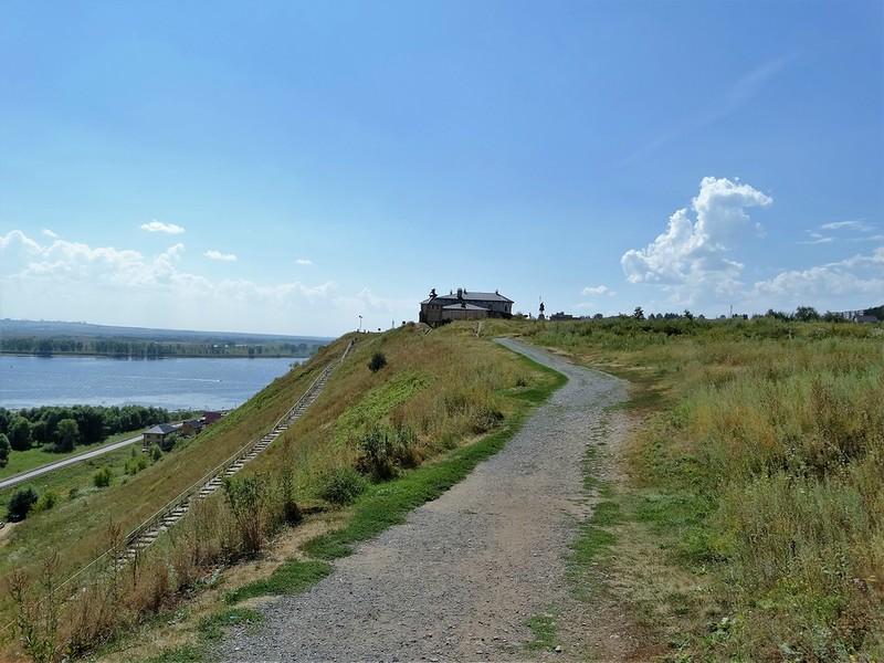 Чёртово городище, Елабуга