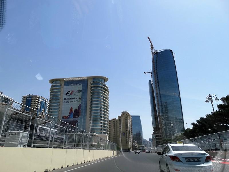 Баку 2016, Формула 1