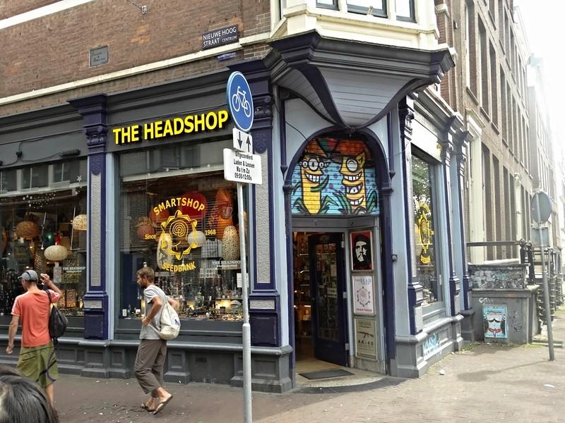 "Амстердам, ""злачные"" места"