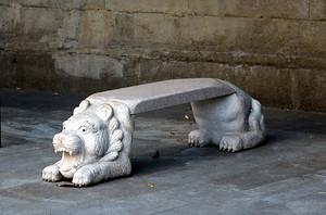 лев в Ливадийском дворце от романетто.jpg