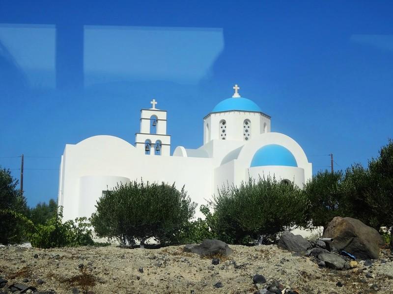 о.Санторини, Греция