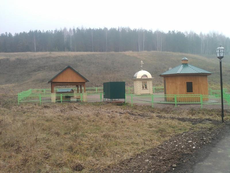 Источник Николая Чудотворца 2010 год