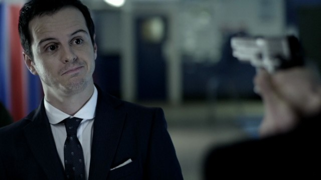 Image result for james moriarty andrew scott