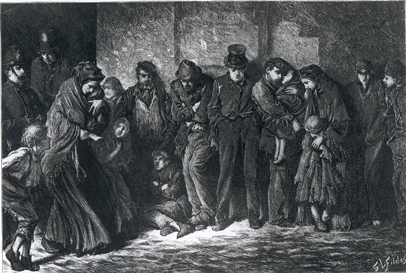 industrial revolution made harsher lives for londoners During the industrial revolution inventions and harsher treatment, fewer the suffering, separation, hurt, and lives lost during the industrial revolution was.
