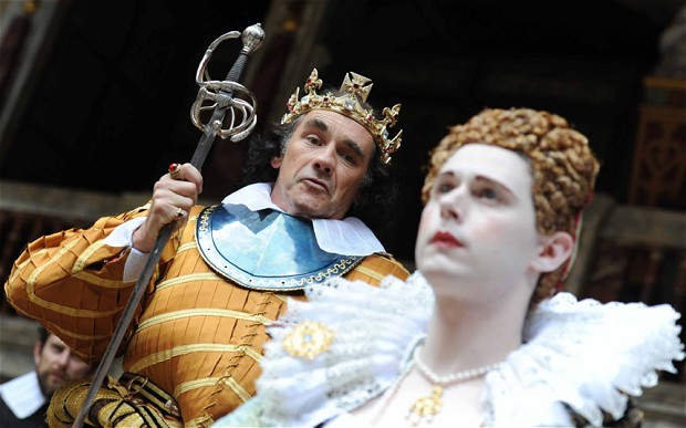 mark rylance richard iii