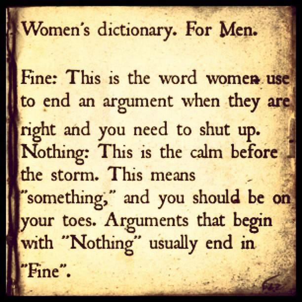 David Harewood Women Dictionary