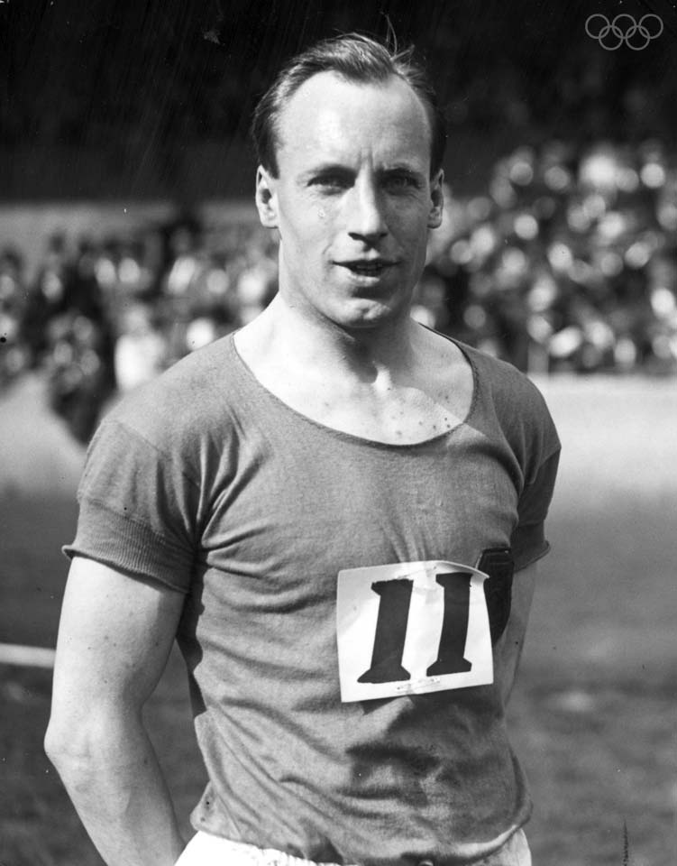 Real Eric Liddell