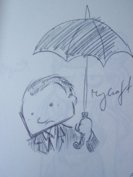 mycroft branding