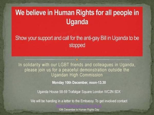 uganda demo