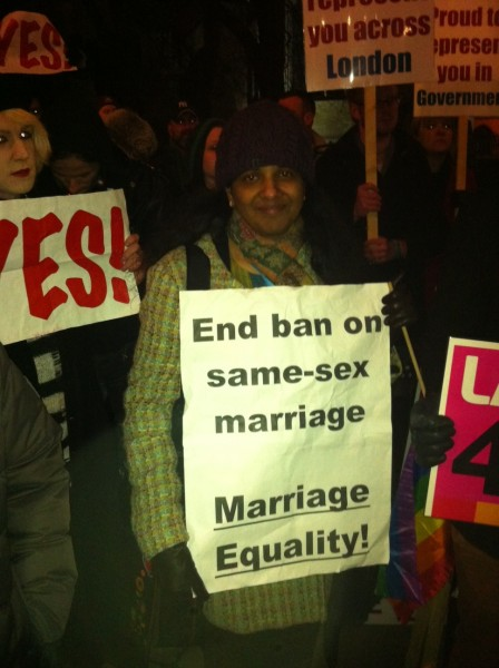 Raks - Equal Marriage Rally