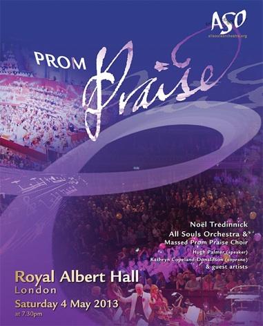 Prom Praise RAH13 inner