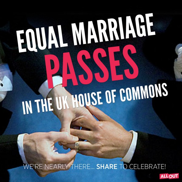 all out equal marriage