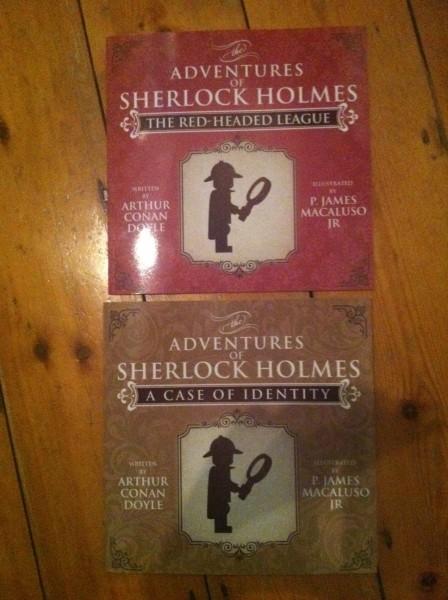 SherlockBooks