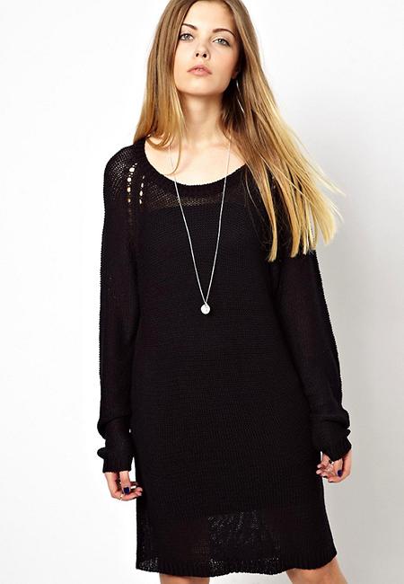 Джемпер платье
