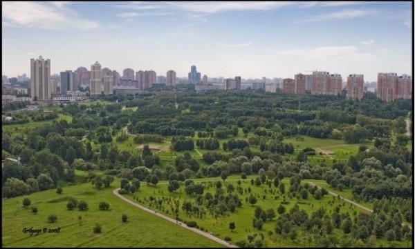 Раменский парк