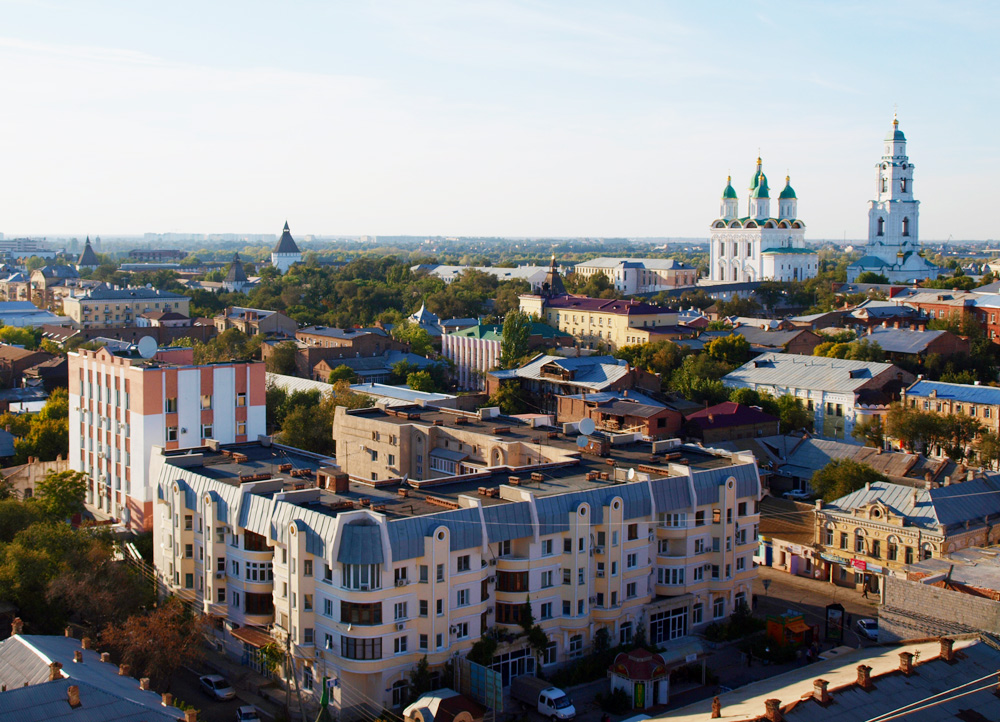 Astrakhan russia