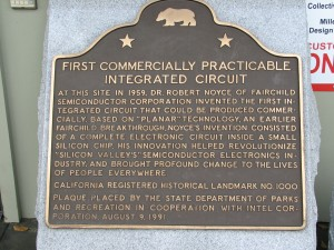 Fairchild Semiconductor: 844 East Charleston Road, Palo Alto