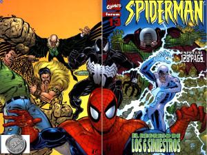 Especial de Simbiotes  VENOM Descarga de Comics  Noche Profunda