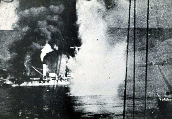 взрыв бретани