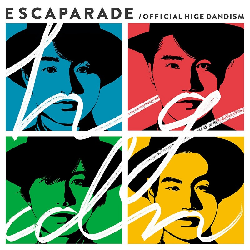 ESCAPARADE album art