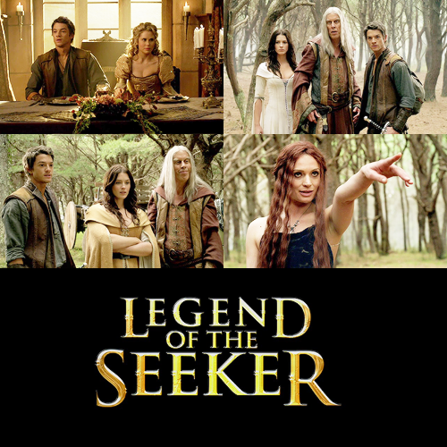 Legend Of The Seeker Deutsch