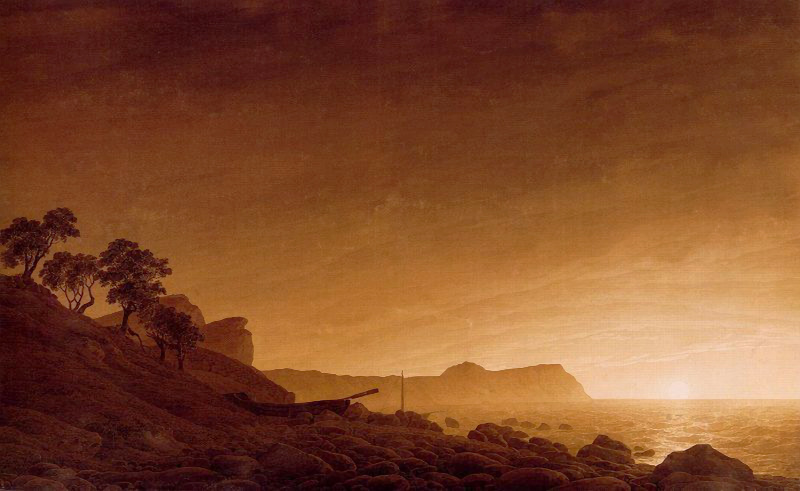 Friedrich__View_of_Arkona_at_Moonrise