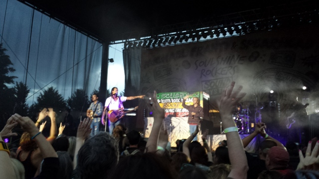 2014-06-27 Michael Franti at Marymoor