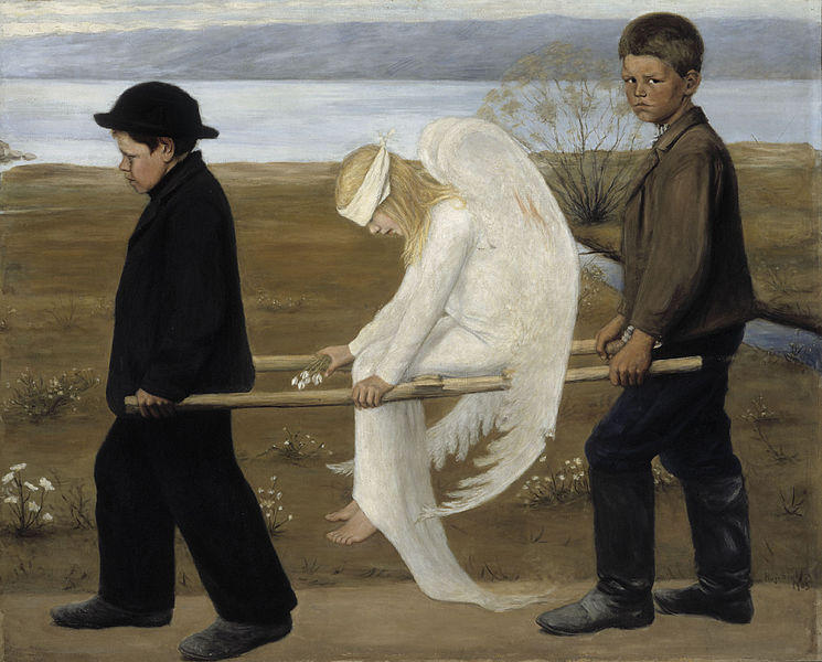 Hugo Simberg the_wounded_angel_lg