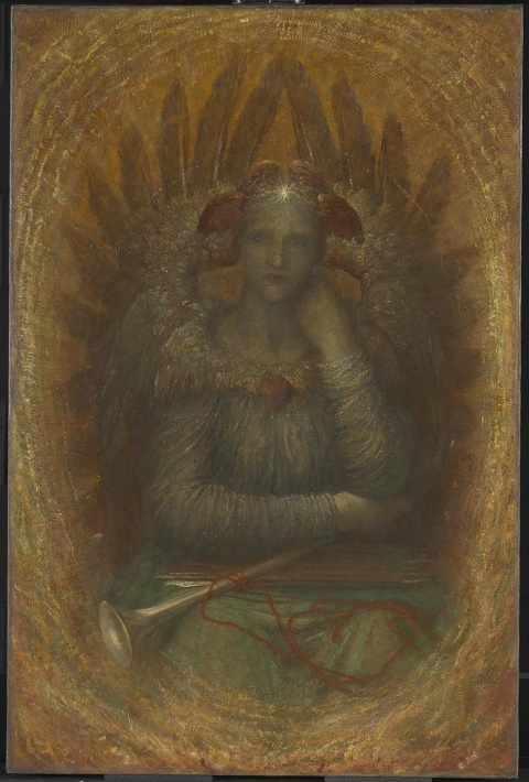 George Frederick Watts Dweller in the Innermost 1886