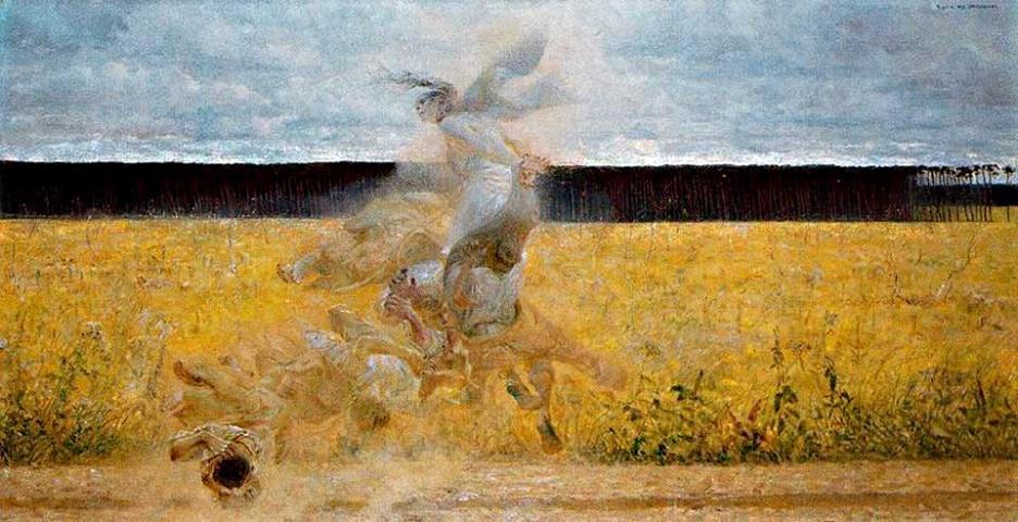 Jacek_Malczewski in the dust cloud 1894