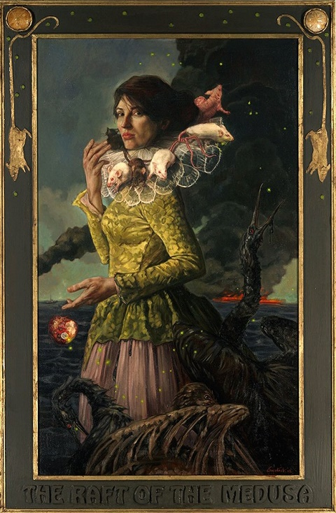 Gail Potocki the-raft-of-the-medusa-2012