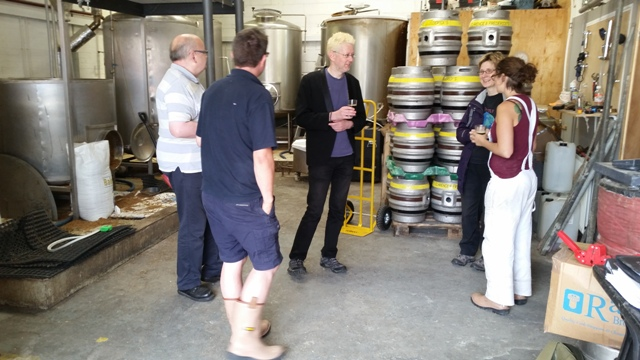 20140812_At Fish Budgie Brewery