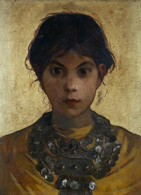 Marianne Stokes A-Capri-Witch