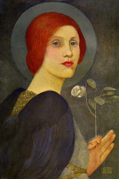 Marianne Stokes An Angel